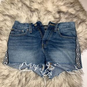 Urban Outfitters BDG cut off shorts